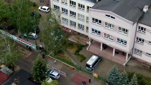 """Zabójstwo w szkole w Wawrze. """"Niewykluczone kolejne zatrzymania"""""""