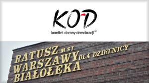 """""""Demokracja jest łamana przez Platformę"""". KOD nie interweniuje"""