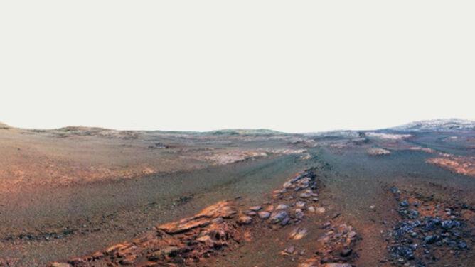 Ostatnie zdjęcie Opportunity z Marsa. Niezwykła panorama Doliny Wytrwałości