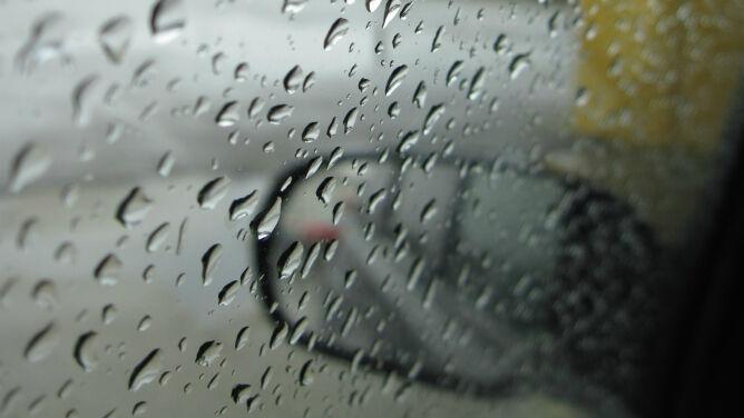 Deszczowa aura utrudni podróżowanie