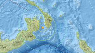 Papua-Nowa Gwinea: ziemia zadrżała z siłą 7,7 w skali Richtera, wystąpiło tsunami