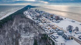 Naukowcy: rośnie poziom wody w Bałtyku, zagraża polskim wybrzeżom