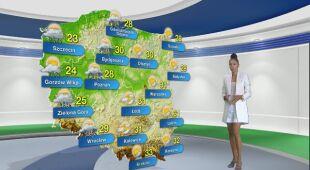 Prognoza pogody na środę 07.07